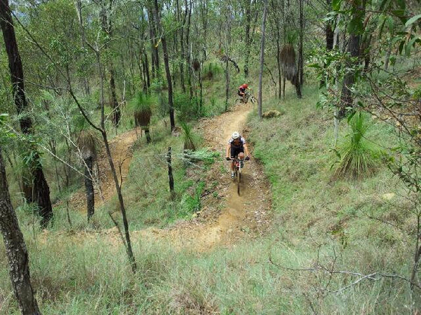 Daisy Hill Conservation Park - Beginners Ride - Mountain Biking