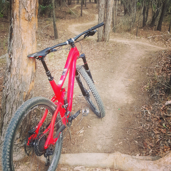 Redland Track Park - Beginner ride - Mountain Biking