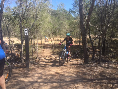 Underwood Park - Beginner to Intermediate Ride - Mountain Biking