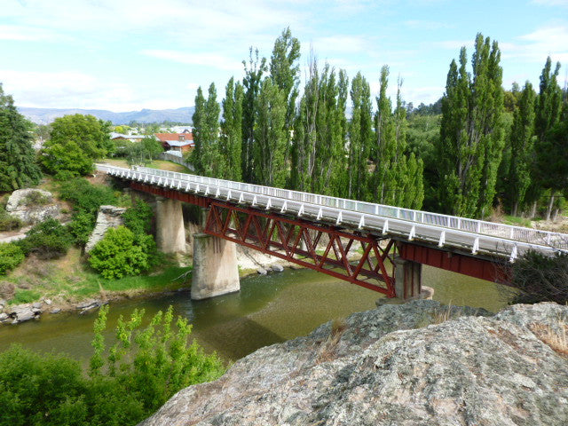 Otago Central Rail Trail  13/2 to 17/2/18  and  20/2 to 24/2/18