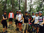 Cornubia Forest Park - Intermediate ride - Mountain Biking