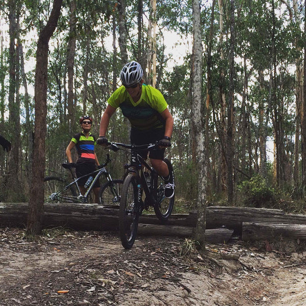 Gap Creek Reserve - Intermediate ride - Mountain Biking