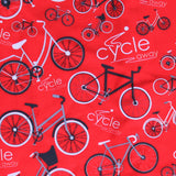 Cycling Snood - Red