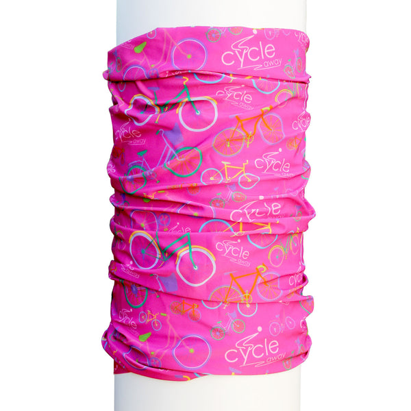 Cycling Snood - Pink