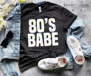 80's -or- 90's Babe T-Shirt
