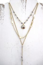 Vintage Inspired Layering Necklace
