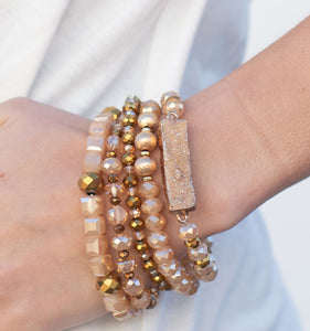 New Nudes Bracelet Set