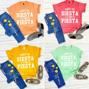 Time to Fiesta T-Shirt