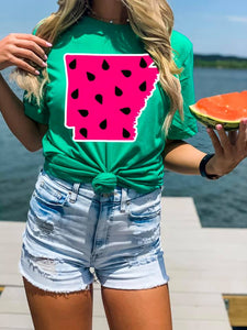 Watermelon State T-Shirt