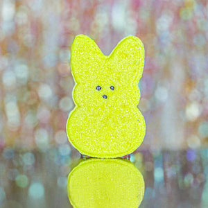 Giant Peep Bath Bomb, Yellow
