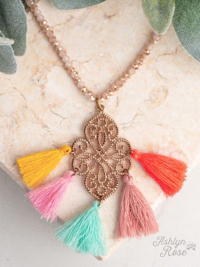 Bohemian Dreams Necklace