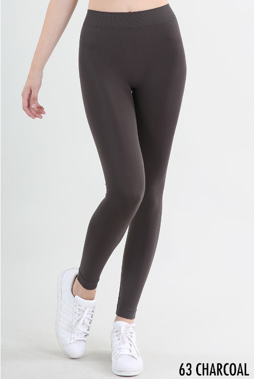 Our Favorite Leggings, Charcoal