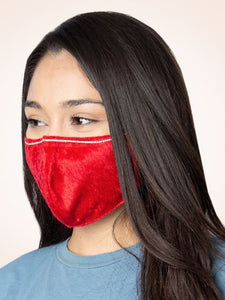 Face Mask, Red Velvet