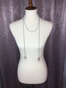 3-in-1 Necklace, Mint