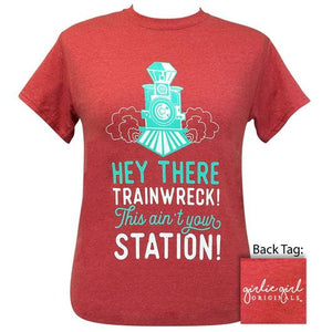 Hey Trainwreck T-Shirt