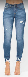 Judy Blue High Waisted Skinny Jeans