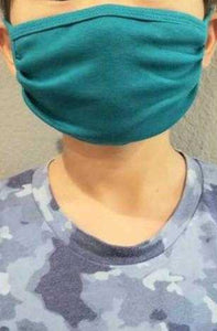 Kids Mask, Teal