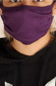Mask, Purple