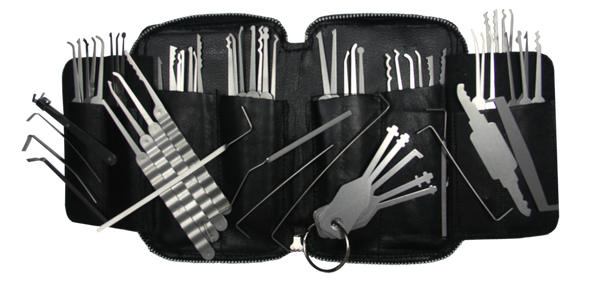 65 Piece Professional Lock Pick Set