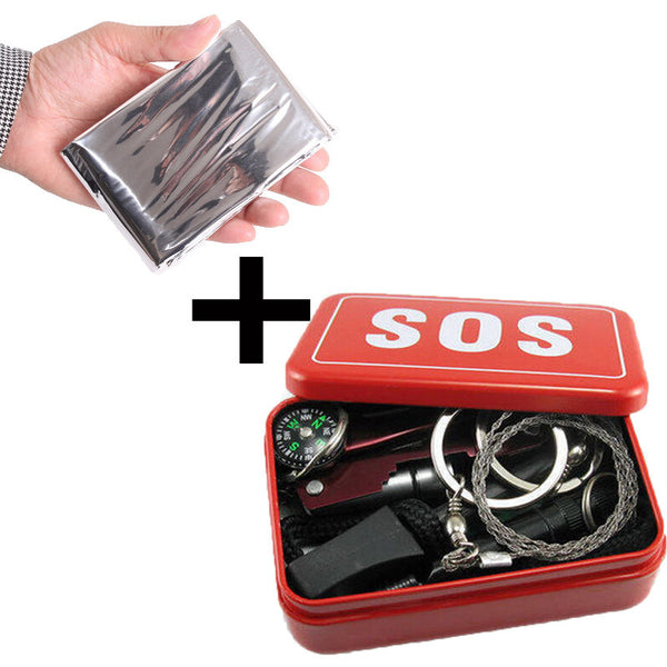 SOS Emergency Portable Survival Kit