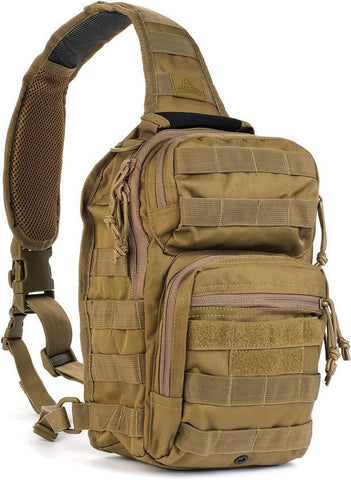 Red Rock Rover Sling Pack Coyote