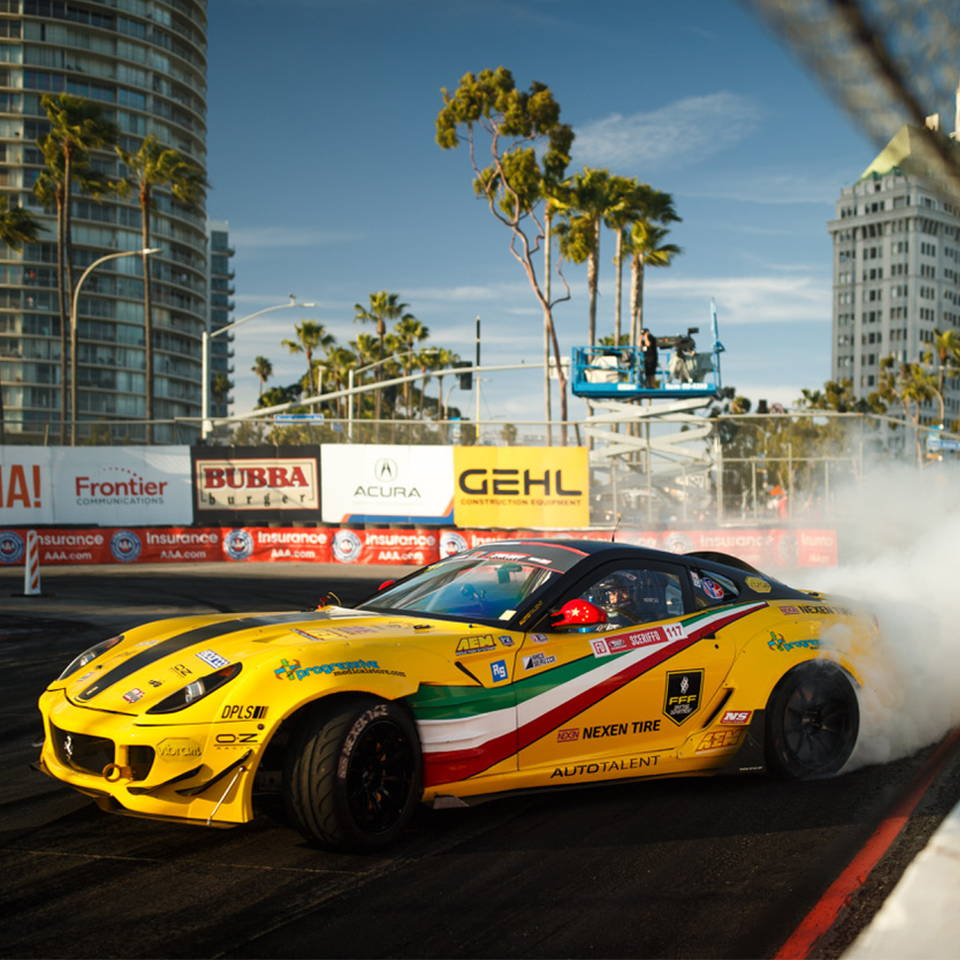 Long Beach Grand Prix Motegi Drift