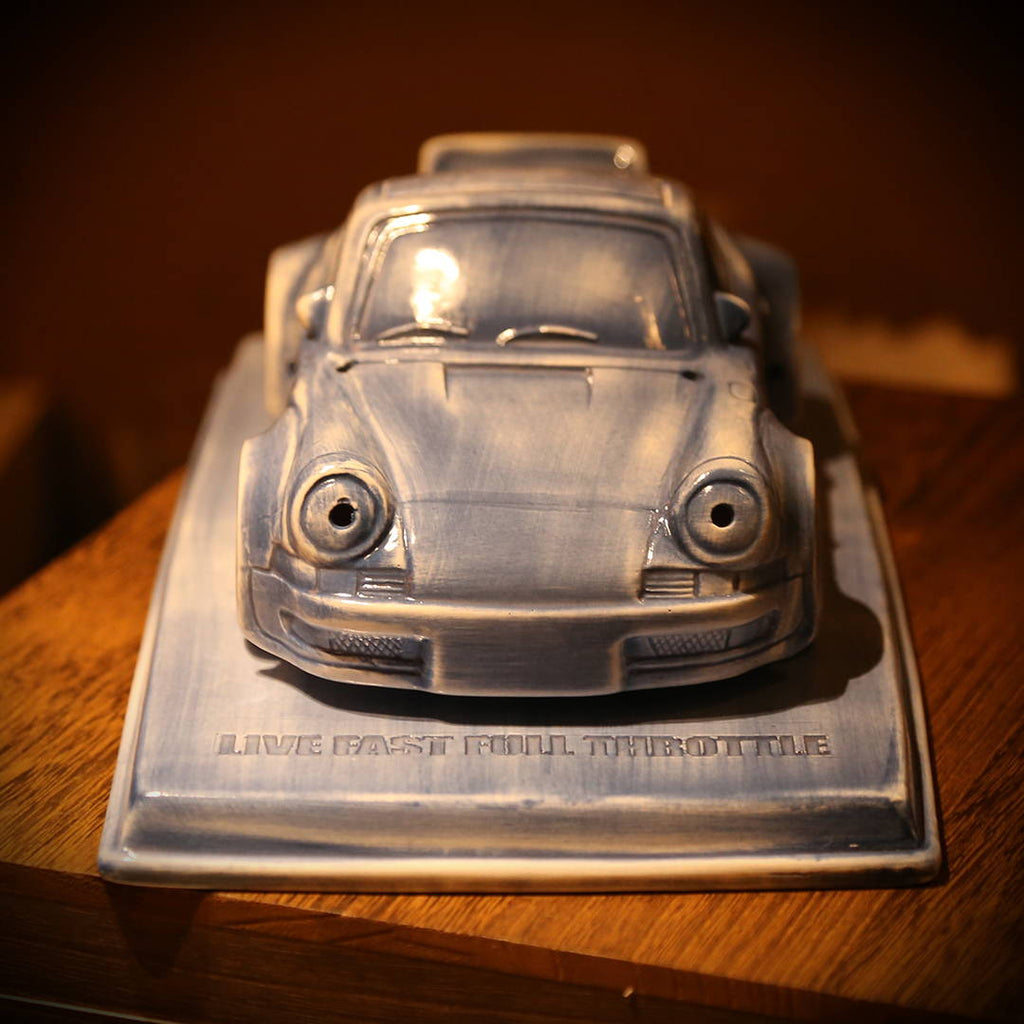 DPLS X YEENJOY  supercar 911  incense burner