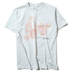 Hermes Serviced by E tshirt