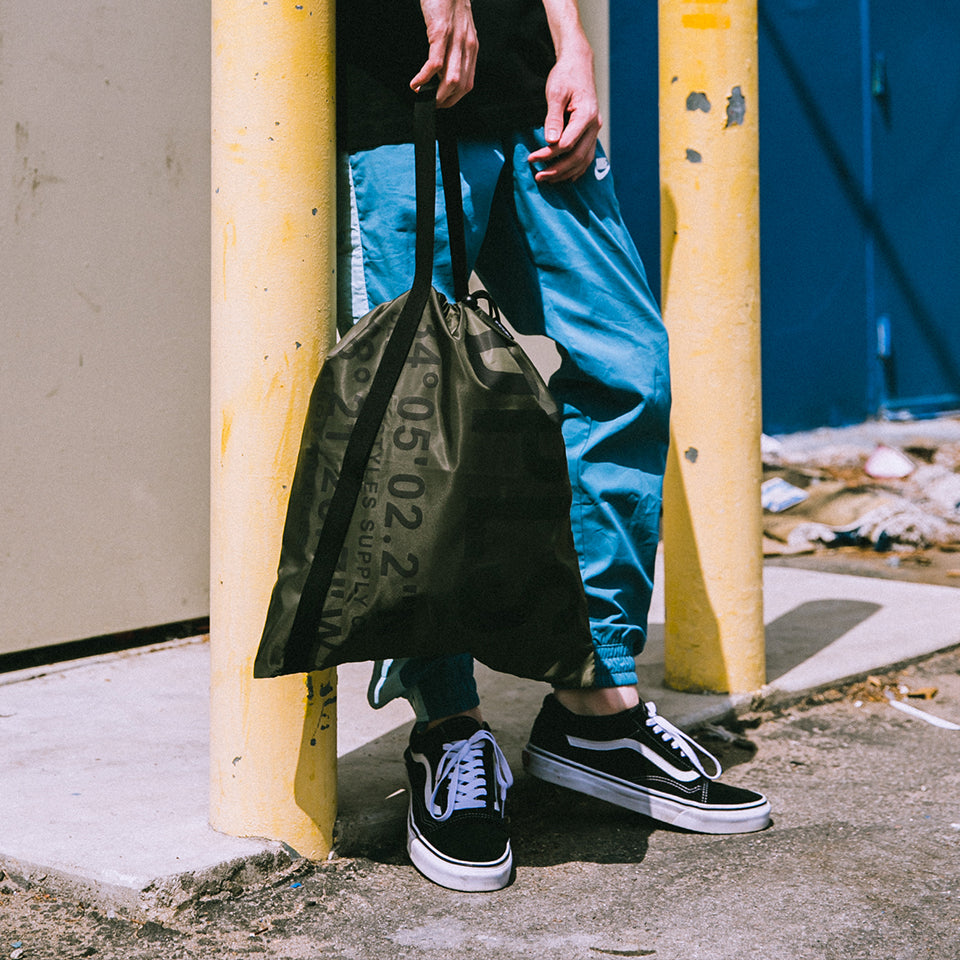 DPLS EASY TOTE - OLIVE