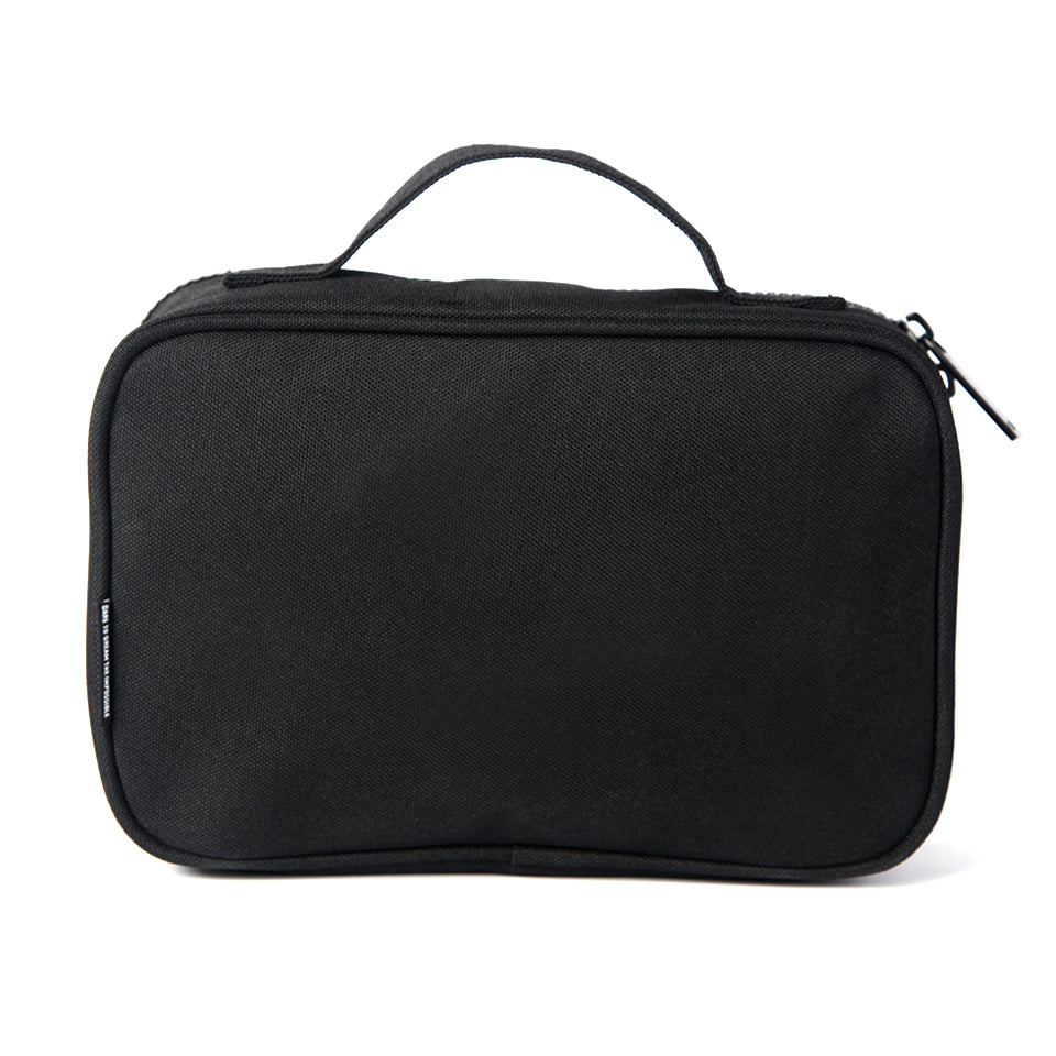 TRAVEL ORGANIZER - BLACK