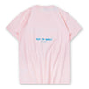 HOLLYWEED TEE - PINK