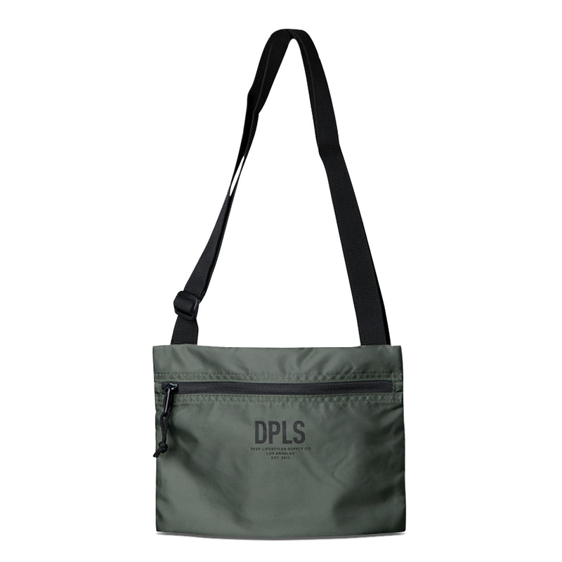 DPLS CROSS BODY BAG - OLIVE