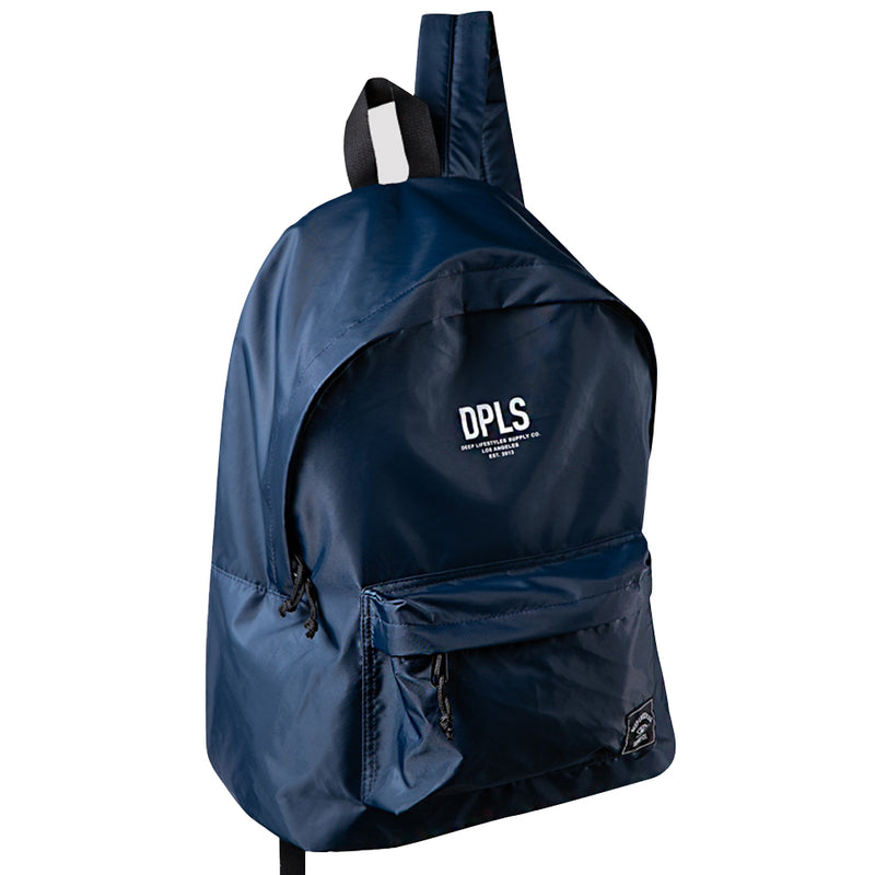 DPLS CASUAL BACKPACK - NAVY