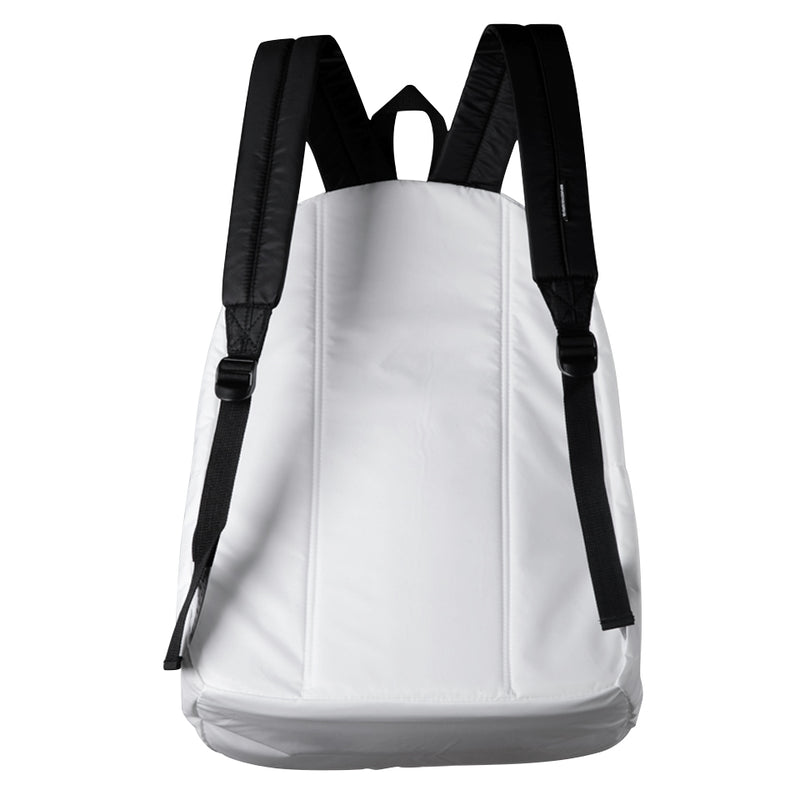DPLS CASUAL BACKPACK - WHITE (1596919087175)