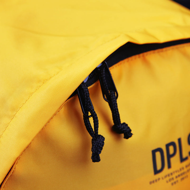 DPLS CASUAL BACKPACK - YELLOW (1309336797255)