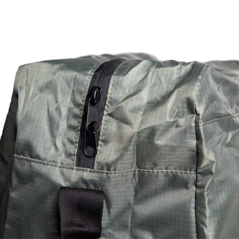 LIAM FOLDABLE MESSENGER BAG - OLIVE