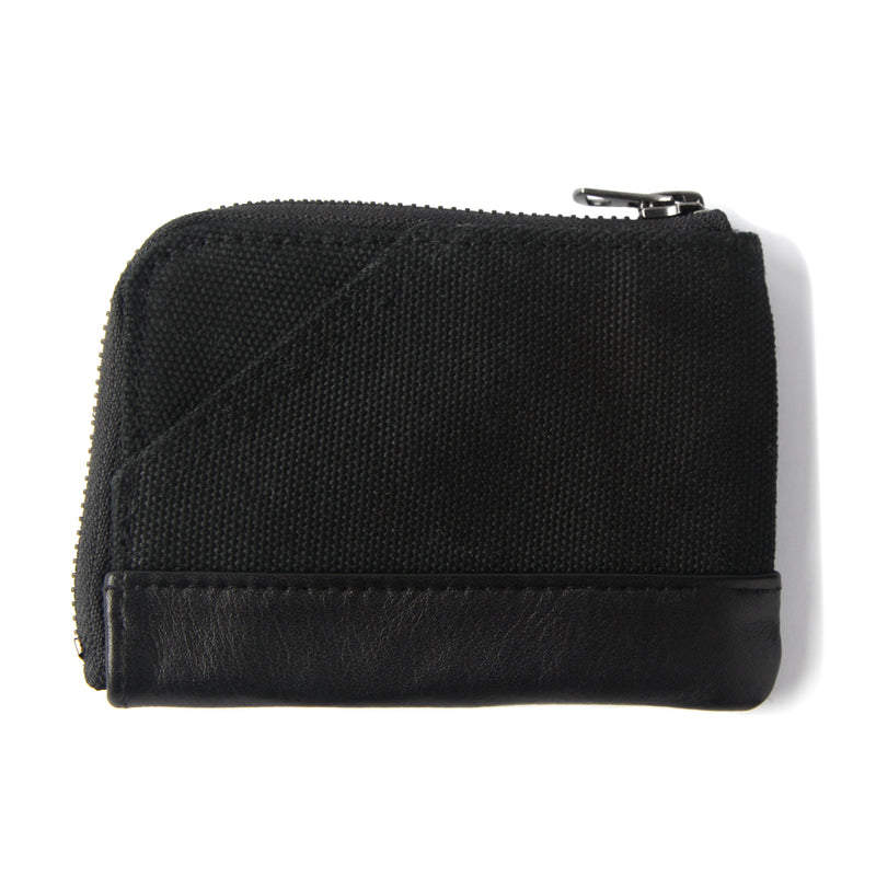 OG LOGO CANVAS WALLET - BLACK (1342392238151)