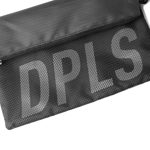 DPLS CROSSBODY BAG - BLACK