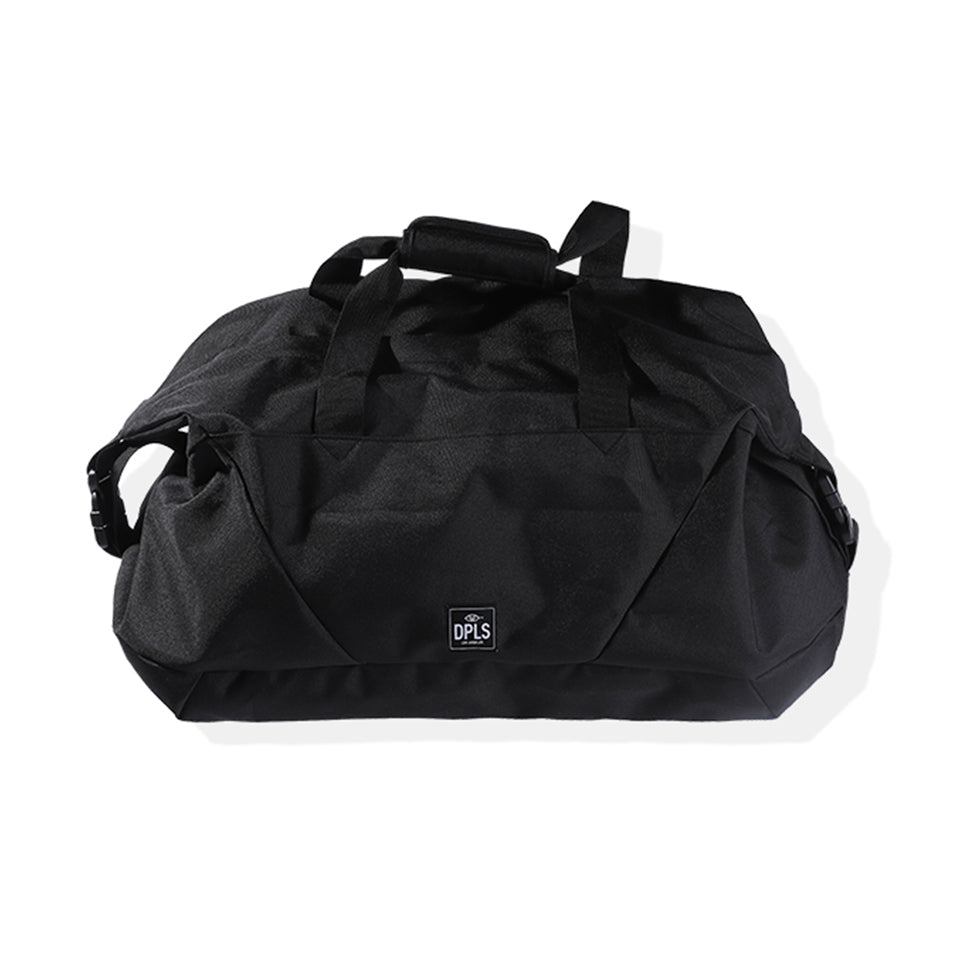 TRAVELER DUFFEL BAG - BLACK