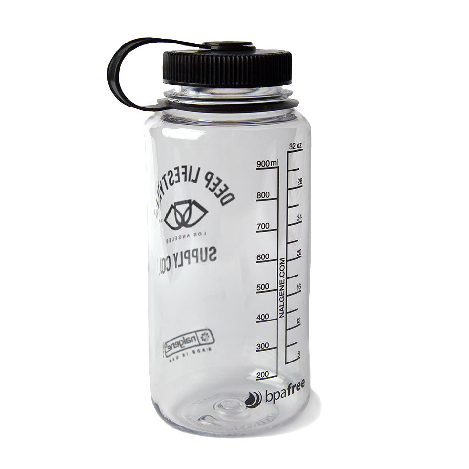 OG LOGO NALGENE WATER BOTTLE - CLEAR