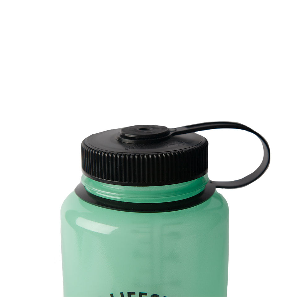 OG LOGO NALGENE WATER BOTTLE - GREEN