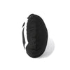 DDD LOGO CUSHION - BLACK (1472515276871)