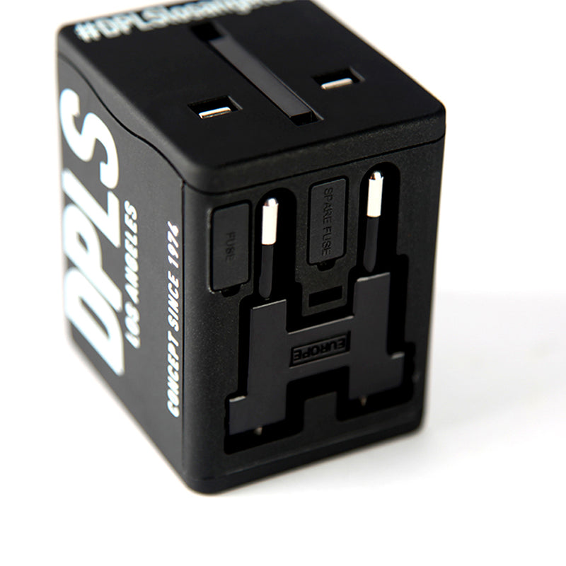 DPLS TRAVEL ADAPTER (1311623315527)