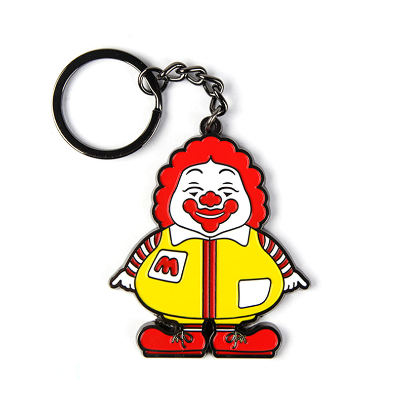 RON ENGLISH MC SUPERSIZED KEYCHAIN