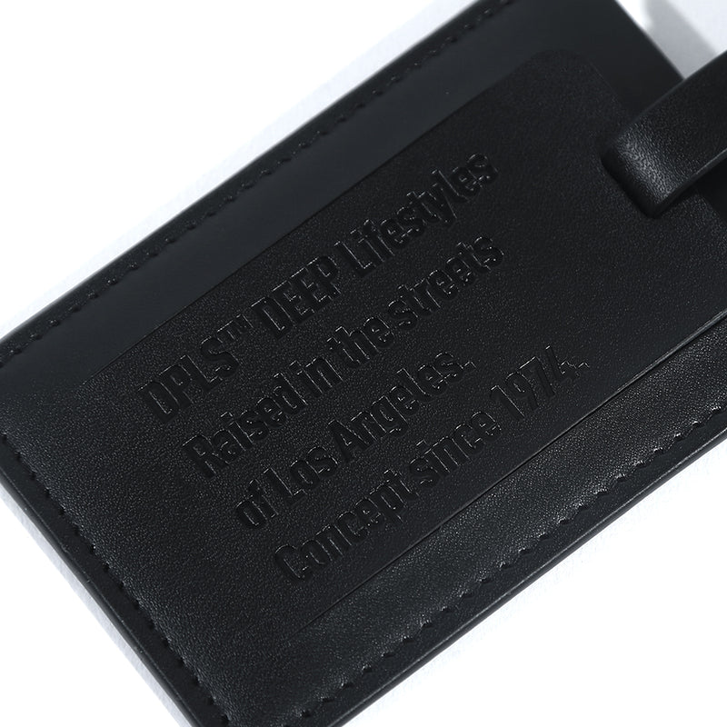 DPLS LUGGAGE TAG