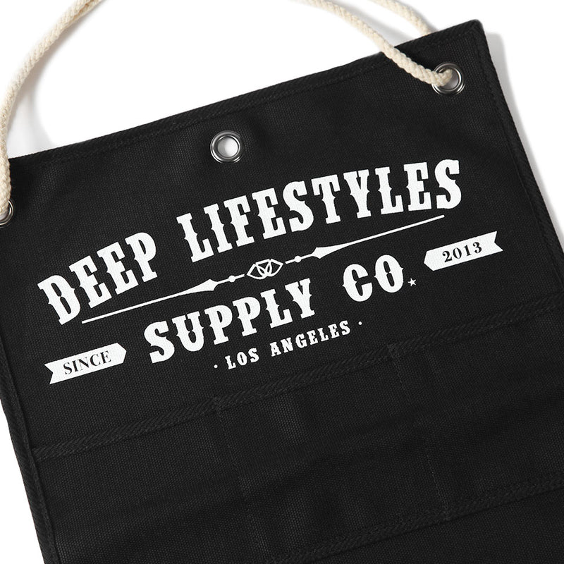 DPLS COMPARTMENT ORGANIZER - BLACK