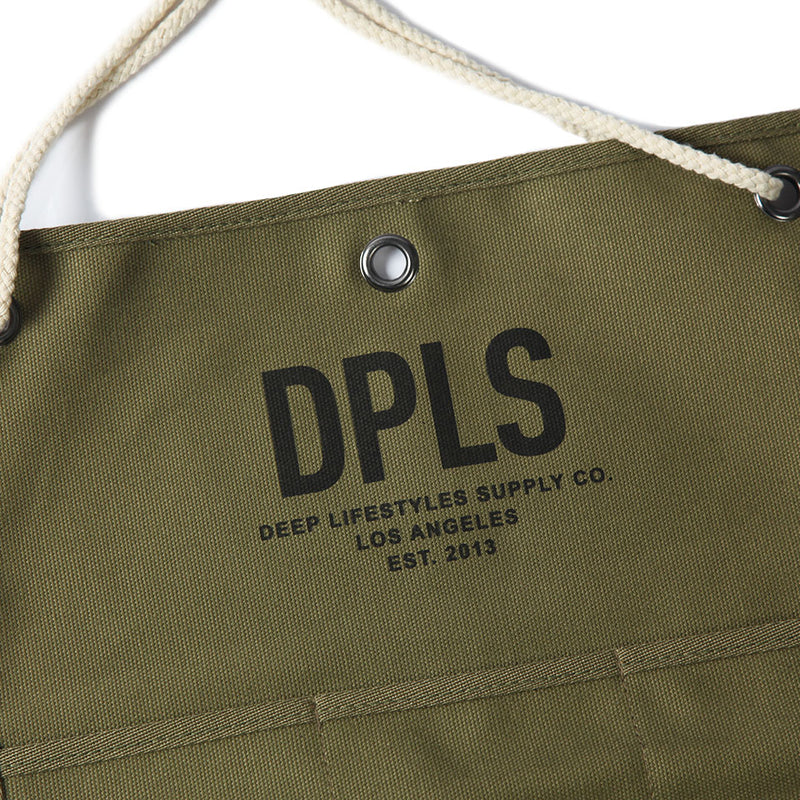 DPLS COMPARTMENT ORGANIZER - OLIVE (228635181077)