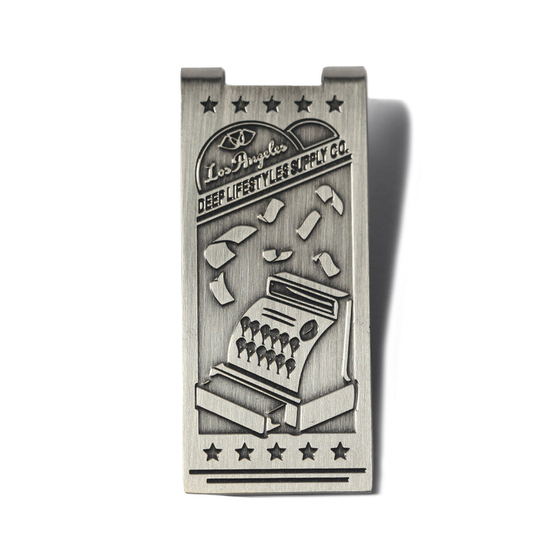 DPLS VINTAGE MONEY CLIP - SILVER (1299313983559)