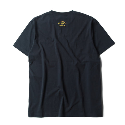 RIGHT HERE RIGHT NOW CLASSIC TEE - NAVY