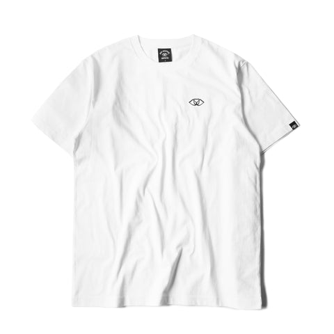 RIDE OR DIE CLASSIC TEE - WHITE